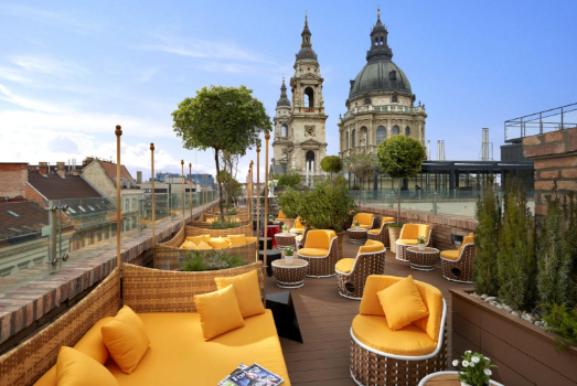 Aria Hotel Budapest by Library Hotel Collection