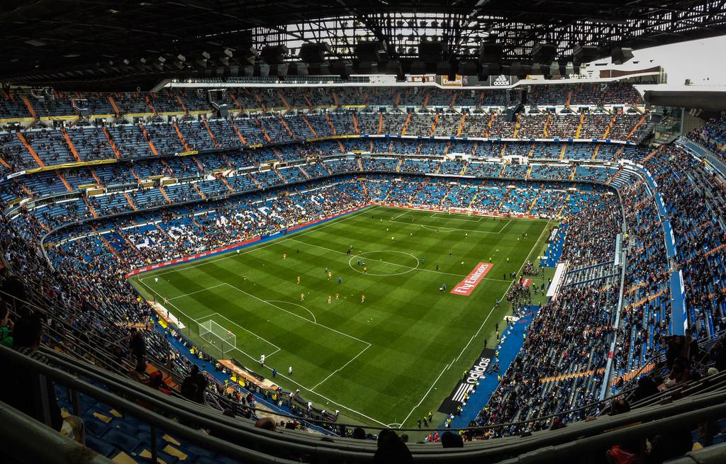 stadio Bernabéu