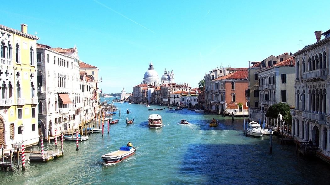 turismo selvaggio a venezia