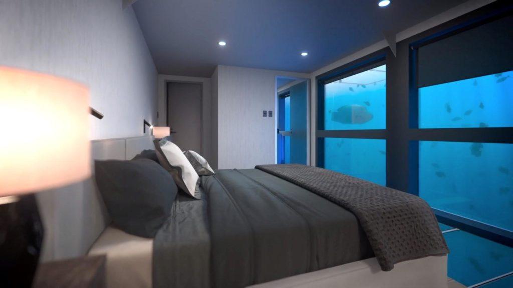Australia L Hotel Sottomarino Per Dormire Tra Pesci E Coralli Hbconsortium
